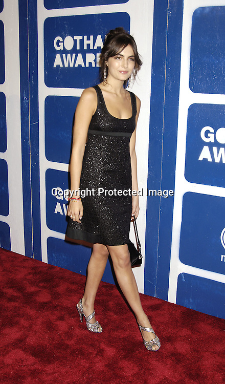 Camilla Belle of The Ballad of Jack and Rose ..at The IFP's 15th Annual Gotham Awards on November 30, 2005 at Pier Sixty. ..photo by Robin Platzer, Twin Images