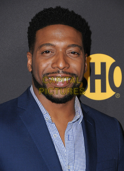 31 May 2017 - Los Angeles, California - Jocko Sims. Premiere of Showtime's &quot;I'm Dying Up Here&quot; held at DGA Theater in Los Angeles. <br /> CAP/ADM/BT<br /> &copy;BT/ADM/Capital Pictures