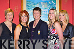 Ann Stuart, Mary Shanahan, Leila Moloney, Laura and Louise O'Sullivan getting into the swing of things at the Castleisland Golf club social in the River Island Hotel Castleisland on Saturday night   Copyright Kerry's Eye 2008