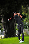 Jason Gulasekharam. Day one of the Jennian Homes Charles Tour Lawnmaster Classic Manawatu Open at Manawatu Golf Club, Palmerston North, New Zealand on Friday, 18 March 2016. Photo: Dave Lintott / lintottphoto.co.nz