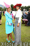 Kerry O'Connor and Fiona Long Pictured at Ladies Day at Killarney Races on Thursday, from left: