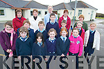 FUNDRAISING: Pupils and parents of Faha national school who are holding a fundraising quiz on Monday next in the Killarney Country Club, back l-r: Sheila O'Shea, Margaret Gallagher, Pat Foley (Principal), Margaret Lehane, Brenda Courtney.   Copyright Kerry's Eye 2008