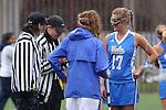 Santa Barbara, CA 02/19/11 - Laurel Ormiston (UCLA #17) in action during the UCLA-Florida game at the 2011 Santa Barbara Shootout.
