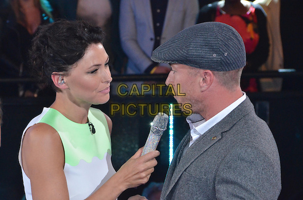 Emma Willis (nee Griffiths), James Jordan<br /> in Celebrity Big Brother - Summer 2014 <br /> *Editorial Use Only*<br /> CAP/NFS<br /> Image supplied by Capital Pictures