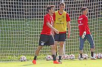 31.07.2014: Eintracht Frankfurt Training