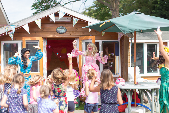 A few photos from Sophie Rolfs wonderful 6th Birthday Princess Party, please visit <br />
