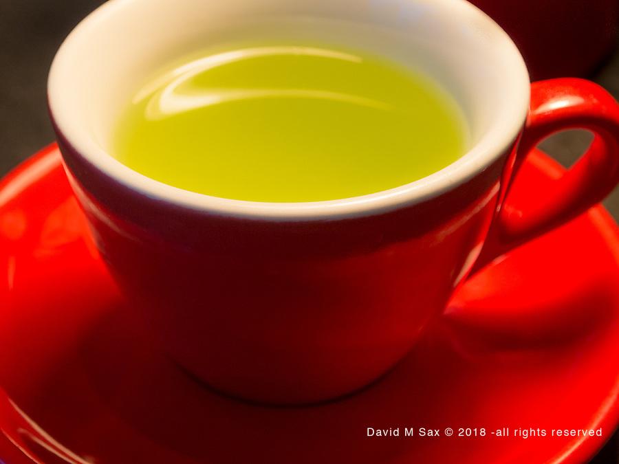 11.30.12 - Super Green Tea...