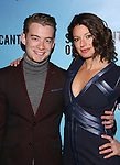 Tony Maron and Jackie Burns attends the Broadway Opening Night performance for 'Significant Other' at the Booth Theatre on March 2, 2017 in New York City.