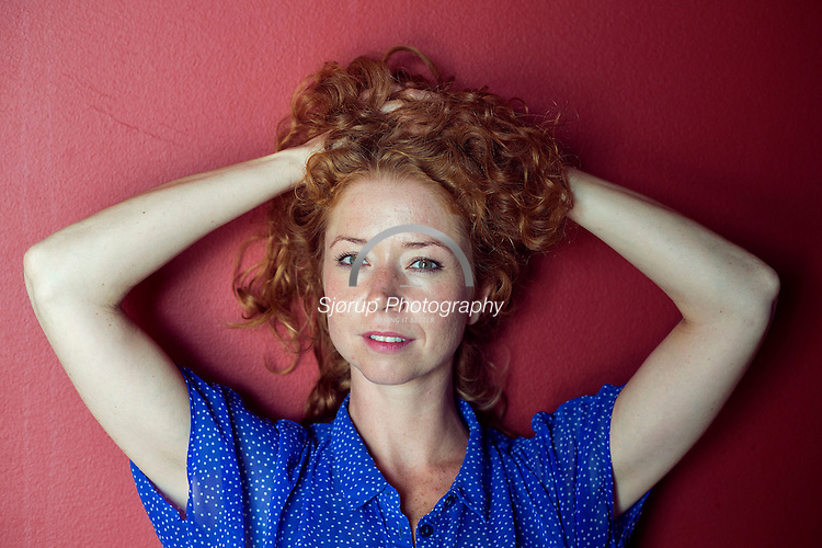 Johanne Louise Schmidt. Skuespillerinde