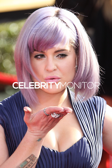 LOS ANGELES, CA - JANUARY 18: Kelly Osbourne at the 20th Annual Screen Actors Guild Awards held at The Shrine Auditorium on January 18, 2014 in Los Angeles, California. (Photo by Xavier Collin/Celebrity Monitor)