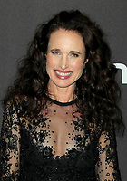 06 January 2019 - Beverly Hills , California - Andie MacDowell. 2019 InStyle and Warner Bros. 76th Annual Golden Globe Awards After Party held at The Beverly Hilton Hotel. Photo Credit: AdMedia
