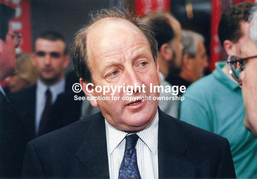 Lord Berkeley, aka Tony Berkeley, Life Peer, Labour Party, UK, 19961023TB..Copyright Image from Victor Patterson, 54 Dorchester Park, Belfast, UK, BT9 6RJ..Tel: +44 28 9066 1296.Mob: +44 7802 353836.Voicemail +44 20 8816 7153.Skype: victorpattersonbelfast.Email: victorpatterson@mac.com.Email: victorpatterson@ireland.com (back-up)..IMPORTANT: If you wish to use this image or any other of my images please go to www.victorpatterson.com and click on the Terms & Conditions. Then contact me by email or phone with the reference number(s) of the image(s) concerned.