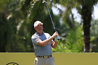 Graeme Storm (ENG) in action on the 7th during Round 3 of the Maybank Championship at the Saujana Golf and Country Club in Kuala Lumpur on Saturday 3rd February 2018.<br /> Picture:  Thos Caffrey / www.golffile.ie<br /> <br /> All photo usage must carry mandatory copyright credit (© Golffile | Thos Caffrey)