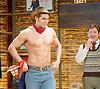The Boys in The Band <br /> at Vaudeville Theatre, London, Great Britain <br /> Press photocall <br /> 8th February 2017 <br /> <br /> <br /> <br /> Jack Derges as Cowboy <br /> Daniel Boys as Donald <br /> <br /> <br /> <br /> <br /> <br /> <br /> <br /> <br /> <br /> Photograph by Elliott Franks <br /> Image licensed to Elliott Franks Photography Services