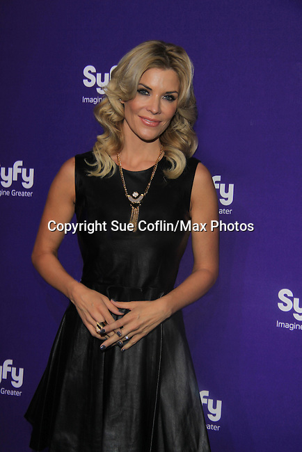 Passions McKenzie Westmore - Face Off, a part of SYFY 2013 Upfront Event on April 10, 2013 at Silver Screen Studios, NYC, NY (Photo by Sue Coflin/Max Photos)........... (Photo by Sue Coflin/Max Photos)
