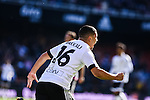 Valencia CF's   Bakkali  during La Liga match. January 17, 2016. (ALTERPHOTOS/Javier Comos)