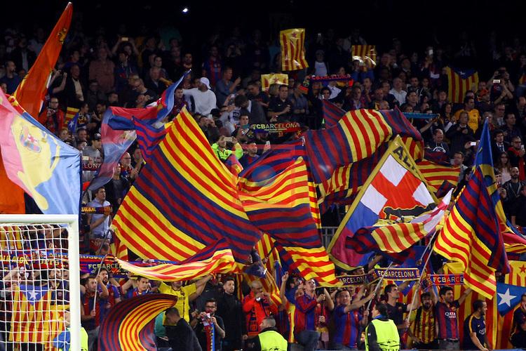 UEFA Champions League 2016/2017 - Matchday 3.<br /> FC Barcelona vs Manchester City FC: 4-0.