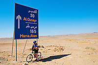 Pitstop on the way biking to Al Qusayr