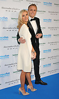 Chloe Roberts and Max Chilton at the SeriousFun London Gala 2018, The Roundhouse, Chalk Farm Road, London, England, UK, on Tuesday 06 November 2018.<br /> CAP/CAN<br /> &copy;CAN/Capital Pictures