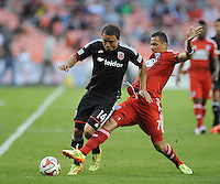 D.C. United vs FC Dallas, April 26, 2014