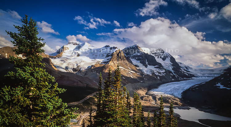 Athabasca Glacier,Jasper National Park,Canada AB