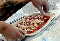 4° Campionato mondiale dei Pizzaiuoli e festival della pizza sul lungomare di Napoli