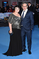 "Director, Dexter Fletcher<br /> at the ""Eddie the Eagle"" European premiere, Odeon Leicester Square London<br /> <br /> <br /> ©Ash Knotek  D3099 17/03/2016"