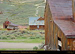 Fulton Stable and Firehouse, Bodie Ghost Town, Mono, California