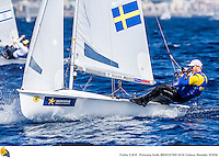 47 Trofeo Princesa Sofia IBEROSTAR, bay of Palma, Mallorca, Spain, takes<br /> place from 25th March to 2nd April 2016. Qualifier event for the Rio 2016<br /> Olympic Games. Almost 800 boats and over 1.000 sailors from to 65 nations<br /> ©Jesús Renedo/Trofeo Sofia