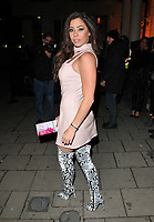 Pascal Craymer at the Wolfie Ciny x I Saw It First Christmas 2017 Collection launch party, Tape London, Hanover Square, London, England, UK, on Wednesday 08 November 2017.<br /> CAP/CAN<br /> &copy;CAN/Capital Pictures