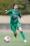 Risa Shimizu (Beleza), APRIL 15, 2017 - Football / Soccer : Plenus Nadeshiko League Cup 2017 Division 1 match between NTV Beleza 2-0 Niigata Albirex Ladies at Tama City Athletic Stadium in Tokyo, Japan. (Photo by Yusuke Nakanishi/AFLO)