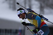 8th December 2017, Biathlon Centre, Hochfilzen, Austria; IBU Biathlon World Cup; Martin Fourcade