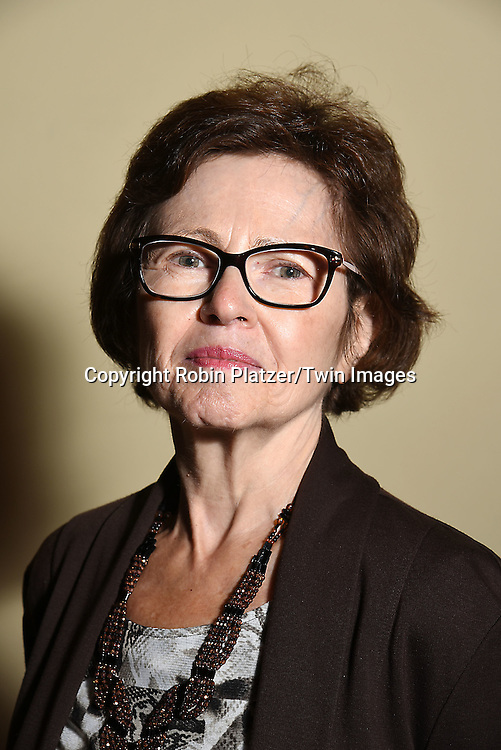 Linda Broudy attends the Big Apple Knitters Guild 25th Annual Luncheon Gala on September 24, 2016 at Kellari Taverna in New York City, New York, USA. <br /> <br /> photo by Robin Platzer/Twin Images<br />  <br /> phone number 212-935-0770