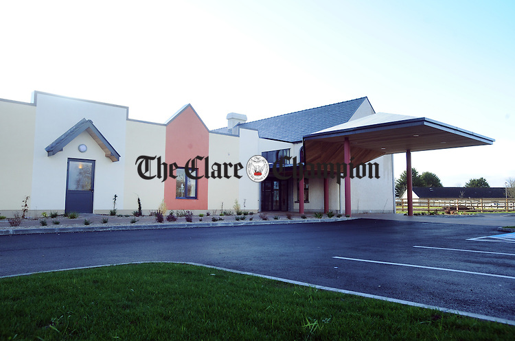 The new Carrigoran House Day Centre. Photograph by Declan Monaghan
