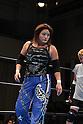 Ayako Hamada, OCTOBER 3, 2010 - Pro Wrestling :..Pro Wrestling WAVE event at Korakuen Hall in Tokyo, Japan. (Photo by Yukio Hiraku/AFLO)