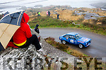 Wet Tyres<br /> -------------<br /> Charlie Hickey with his son Johnny co driving from Killarney won class 4 last Weekend in the Cartell.ie rally of the Lakes seen here battling through the rain soaked Ardgroom stage.