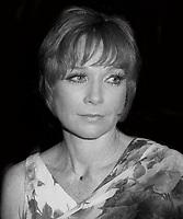 Shirley Maclaine Undated<br /> Photo By John Barrett/PHOTOlink