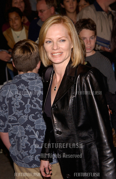 Actress MARG HELGENBERGER at the Los Angeles premiere of Harry Potter and the Sorcerer's Stone..14NOV2001.  © Paul Smith/Featureflash