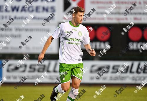 2016-09-24 / Voetbal / Seizoen 2016-2017 / Dessel Sport / William Baeten<br /> <br /> ,Foto: Mpics.be