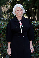 Helen Mirren <br /> Roma 13/02/2018. Photocall del film 'La vedova Winchester'<br /> Rome February 13th 2018. Actress Helen Mirren poses for photographers during the photocall for the film 'Winchester - The House That Ghosts Built'<br /> Foto Samantha Zucchi Insidefoto