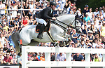 02.06.2019,  GER;  Deutsches Spring- und Dressur-Derby, 90. Deutsches Spring-Derby, im Bild Max-Hilmar Borchert (GER) auf Cent-blue Foto © nordphoto / Witke *** Local Caption ***