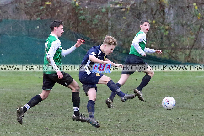 Cray Valley [U16N] v Maidstone Utd [U16C] [14:00] 	<br /> Kent Youth League<br /> Under 16 Causeway Steel Challenge Cup<br /> Badgers Sports Ground 	<br /> Sunday 3rd December 2017