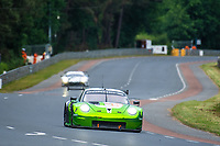 #99 PROTON COMPETITION (DEU) PORSCHE 911 RSR GTE AM PATRICK LONG (USA) TIMOTHY PAPPAS (USA) SPENCER PUMPELLY (USA)