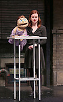 "Kate Monster and Elizabeth Ann Berg during the 'Avenue Q"" 13th Anniversary and 3,QQQ Performance with Bar Mitzvah at the New World Stages on January 12, 2017 in New York City."