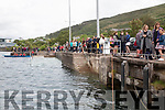 A much improved attendance at the Cahersiveen Regatta on Sunday.