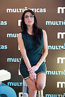 Pilar Rubio presents new Multiopticas glasses collection