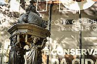 RIO DE JANEIRO, RJ, 16.07.2016 - EDUARDO PAES-RJ - Prefeito inaugura a primeira etapa das obras de reformas do Museu Histórico da Cidade do Rio de Janeiro, no Bairro da Gávea, zona sul da cidade, na manhã desse sábado, 16. (Foto: Jayson Braga / Brazil Photo Press)