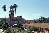 Concordia and Copala, Mexico
