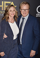 BEVERLY HILLS, CA - NOVEMBER 04: Brad Bird and guest arrive at the 22nd Annual Hollywood Film Awards at the Beverly Hilton Hotel on November 4, 2018 in Beverly Hills, California.<br /> CAP/ROT/TM<br /> &copy;TM/ROT/Capital Pictures