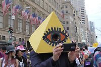www.acepixs.com<br /> <br /> April 16 2017, New York City<br /> <br /> Atmosphere at the annual Easter Parade on April 16 2017 in New York City<br /> <br /> By Line: Curtis Means/ACE Pictures<br /> <br /> <br /> ACE Pictures Inc<br /> Tel: 6467670430<br /> Email: info@acepixs.com<br /> www.acepixs.com